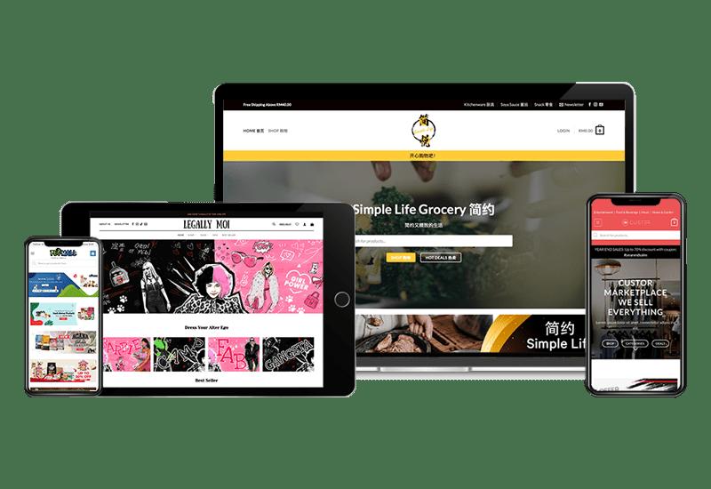 E-commerce Development SIngapore
